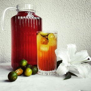 Calamansi Iced Tea(Calamantea)
