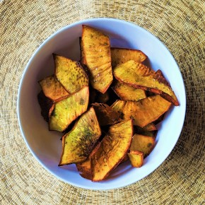 Breadfruit Chips
